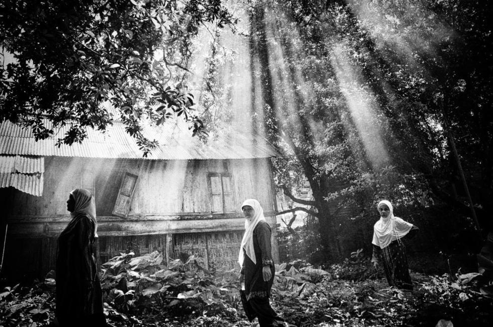 Trong quá khứ, ngôi làng Sumpu có 200 mái nhà truyền thống nhưng nay chỉ còn chưa đầy 40 căn.