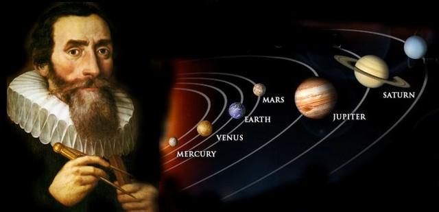 Johannes Kepler được biết đến bởi các định luật về chuyển động và quỹ đạo của các hành tinh.