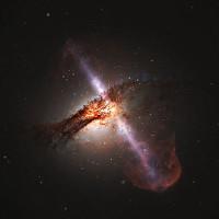 ALMA cảnh báo lỗ đen siêu khủng đang hình thành