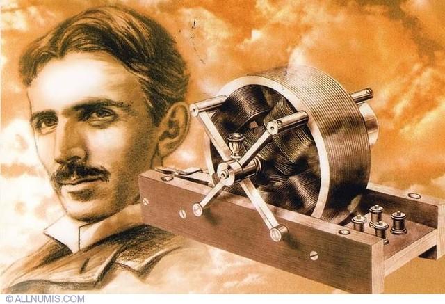 Ông là người đã chế tạo ra động cơ xoay chiều đầu tiền trên thế giới.