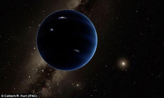Từ tháng Giêng, thông tin về sự tồn tại của hành tinh thứ 9 trong hệ Mặt trời đã dần được khẳng định