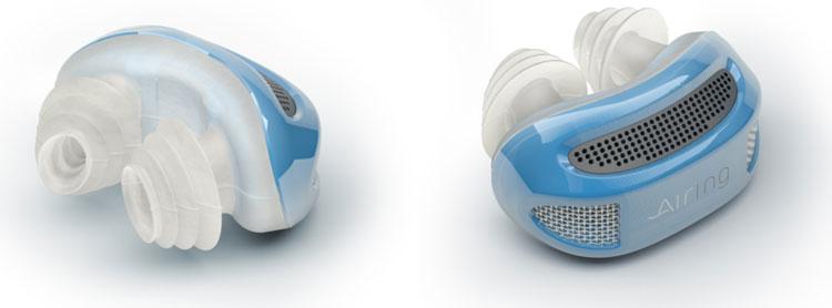 Airing là một thiết bị CPAP thu nhỏ.