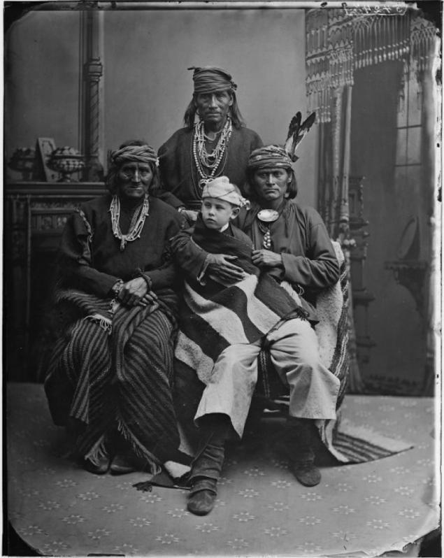 Bộ lạc Zuni là một bộ lạc thổ dân sống ở khu vực bây giờ là New Mexico khoảng hơn 4.000 năm trước đây.