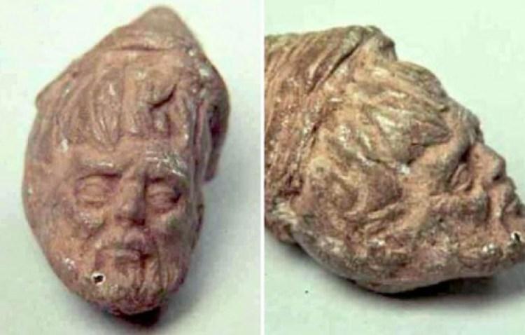 Vào năm 1933, các nhà khảo cổ ở thung lũng Mexico Toluca đã phát hiện ra bức tượng kỳ lạ này, một bức tượng mô phỏng đầu người làm bằng đất sét nung.