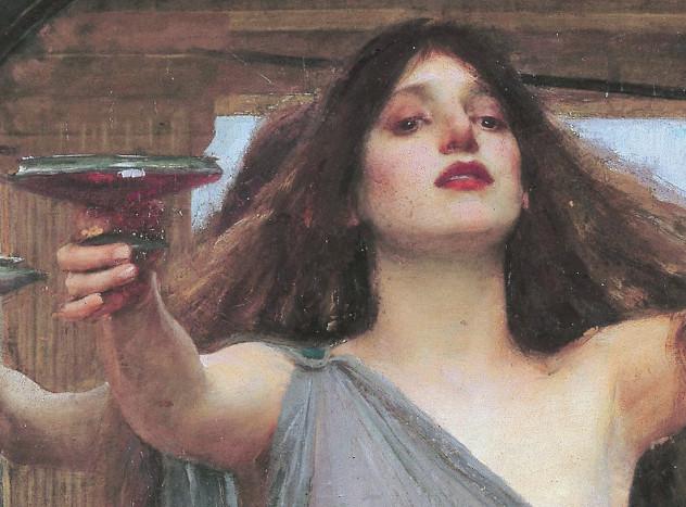 Người La Mã cũng tin vào sức mạnh huyền bí của phù thủy. Một trong những loại bùa được người La Mã quan tâm đó là bùa yêu. Theo đó, có người sử dụng bùa yêu để có được trái tim người mà họ thầm thương trộm nhớ.