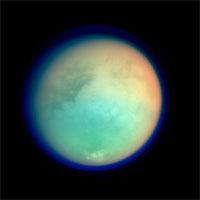 Hi vọng tìm thấy sự sống ngoài Trái Đất ở mặt trăng Titan của sao Thổ