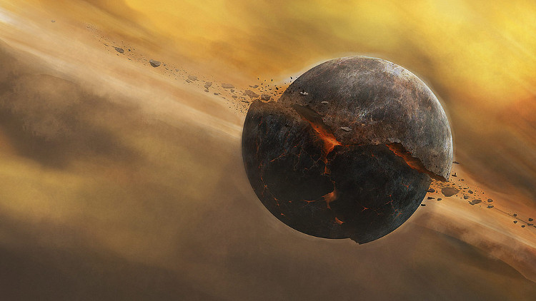 Mặt trăng có vai trò quan trọng trong việc ảnh hưởng, tác động lên những quy trình tuần hoàn của thiên nhiên lên Trái Đất.