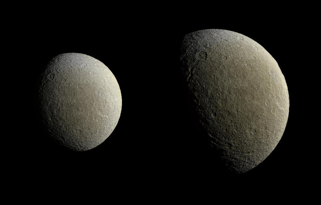 Đặc điểm bề mặt Mặt trăng