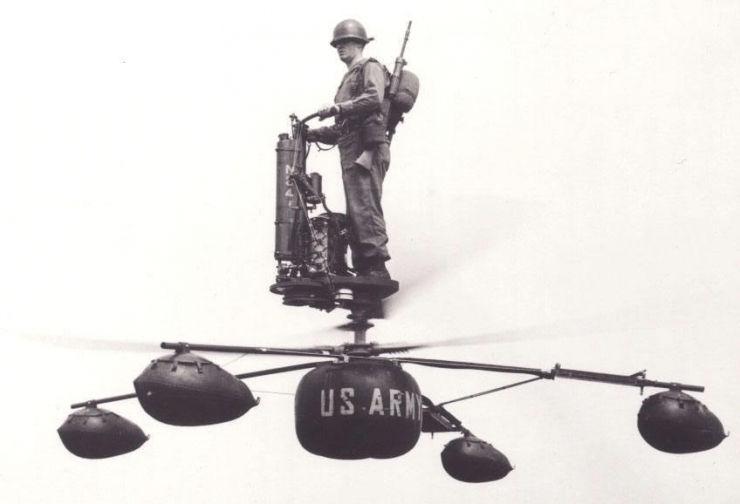Trực thăng HZ1 Aerocycle