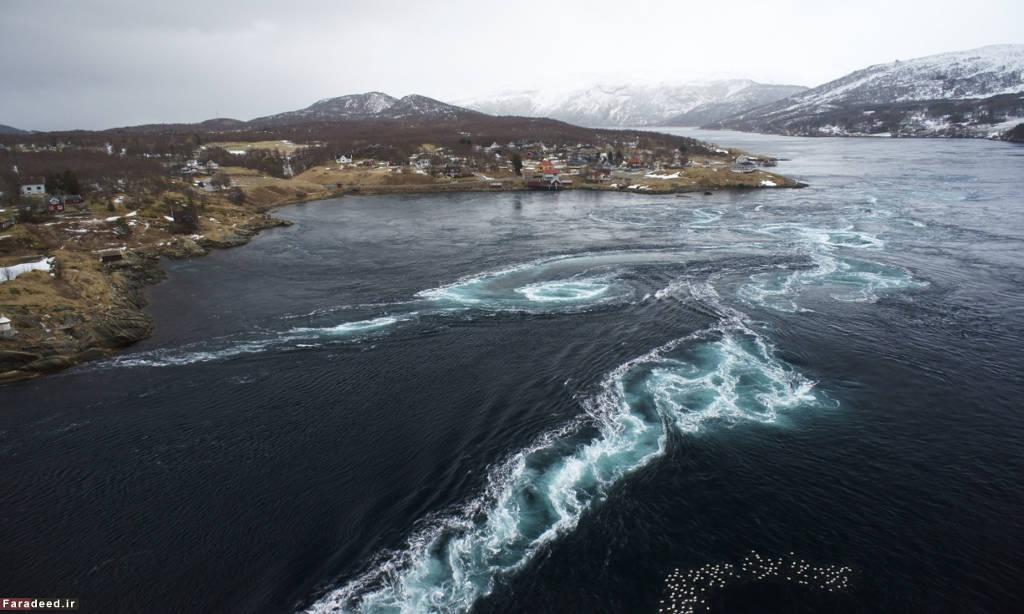 Saltstraumen, Nordland, Na Uy