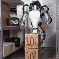 Robot đã có cơ bắp giống hệt con người