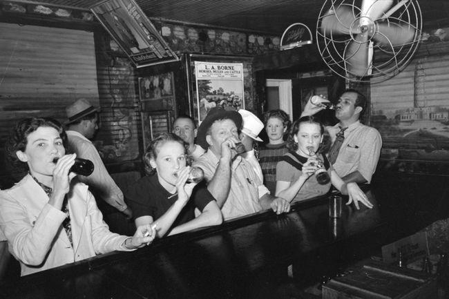 Mỹ là quốc gia có độ tuổi uống rượu cao nhất thế giới.
