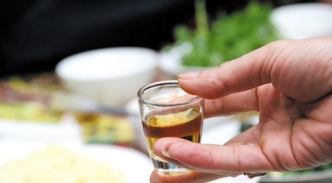 Uống rượu điều độ
