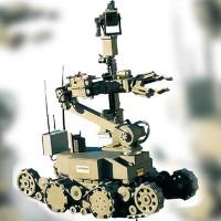 Đây là robot được sử dụng để tiêu diệt kẻ sát hại 5 cảnh sát Mỹ tuần qua