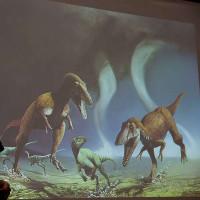 Phát hiện hóa thạch một loài khủng long ăn thịt mới cao tới 6m