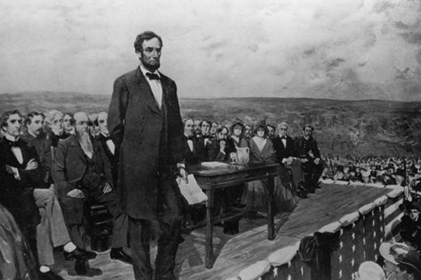 Abraham Lincoln là vị tổng thống cao nhất trong lịch sử nước Mỹ với chiều cao 1,93 m