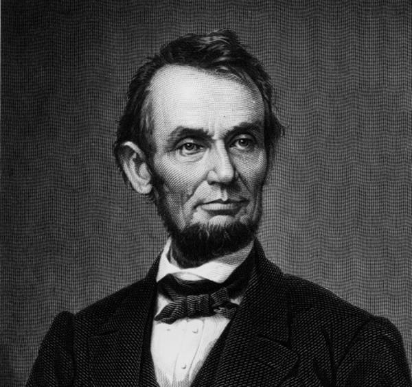 Abraham Lincoln là vị tổng thống Mỹ đầu tiên để râu