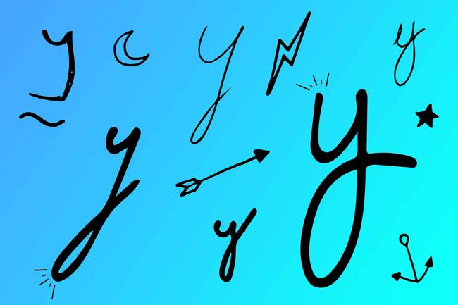 """Cách viết đuôi chữ """"y"""""""