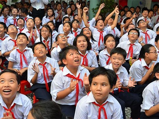 Việt Nam đầu tư khá nhiều vào giáo dục