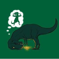 Phát hiện mới có thể giúp giải thích vì sao khủng long T-Rex có cánh tay rất nhỏ