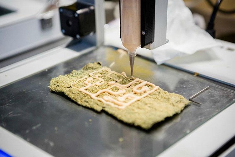 Đây là lần đầu tiên trên thế giới thức ăn in 3D được xử lý ở trình độ cao như vậy.