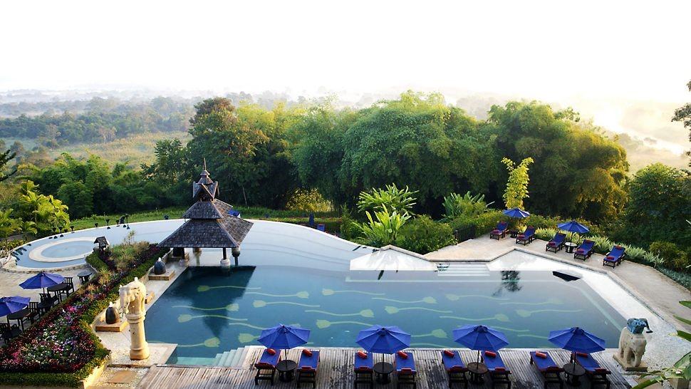 Anantara Golden Triangle, Chiang Rai, Thái Lan