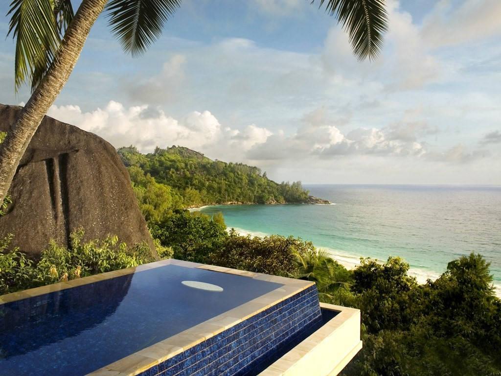 Khu nghỉ dưỡng Banyan Tree, Seychelles