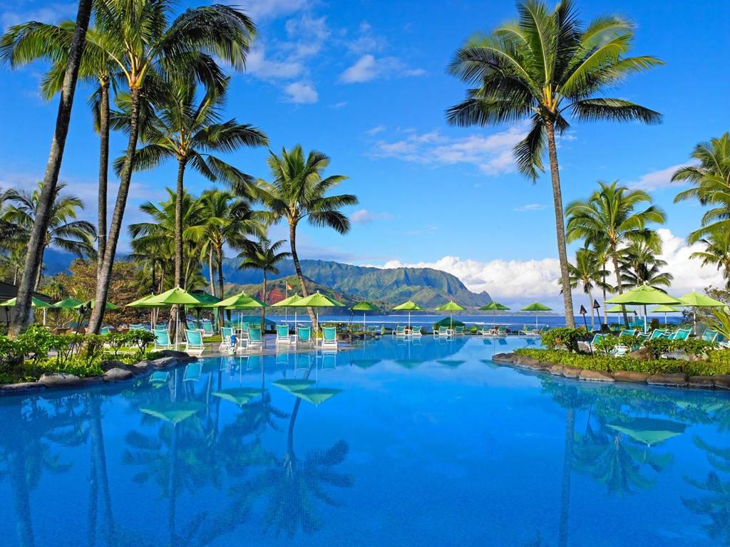 Khu nghỉ dưỡng St. Regis Princeville, Hawaii, Mỹ