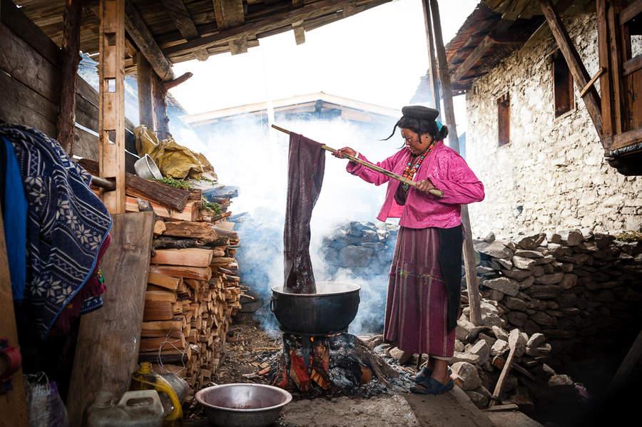 Brokpa là một bộ tộc sống ở hai làng Merak và Sakten thuộc vùng đất hẻo lánh phía đông Buhtan.