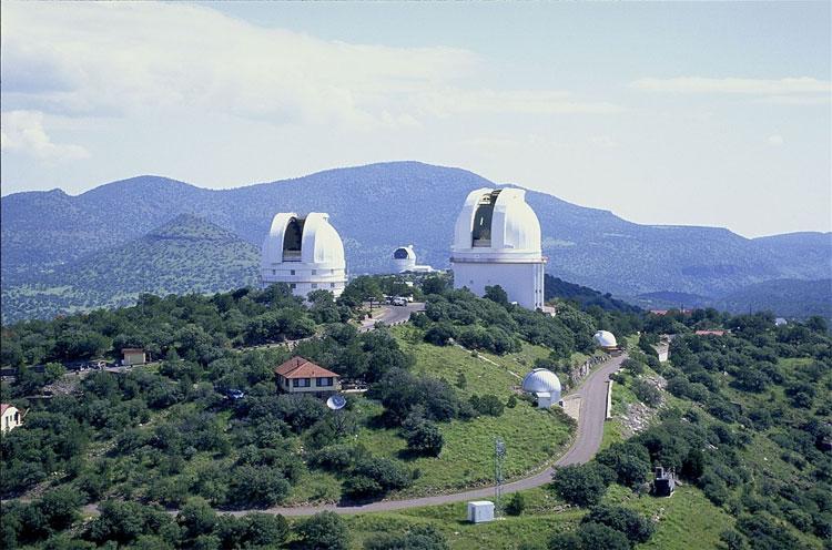 Các dữ liệu thu thập được là những hình ảnh quang phổ được kính thiên văn hồng ngoại ghi lại.