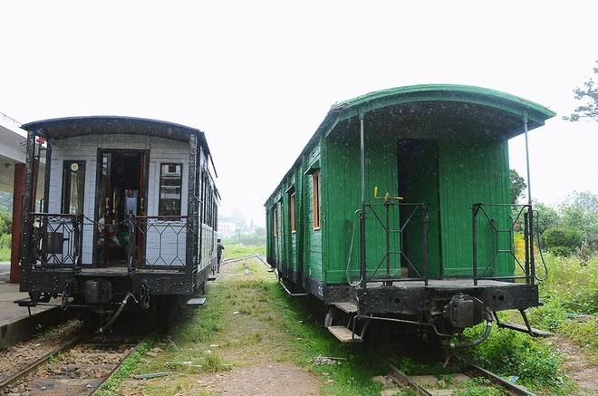 Ngày trước nhờ có nhà ga mà khách du lịch đến Đà Lạt nhiều hơn. Khi ấy, mỗi chuyến tàu có 3 toa chở khách bên cạnh các toa vận chuyển hàng hóa.