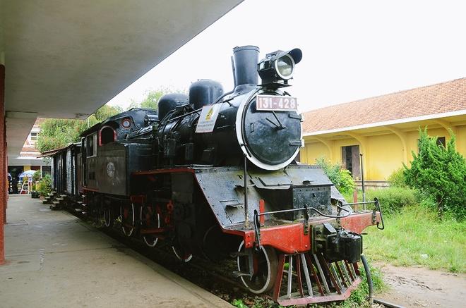 Hiện tại, tuyến đường sắt vận chuyển đã dừng hoạt động nhưng vẫn còn phục vụ khách du lịch.