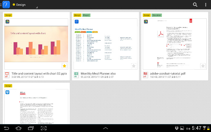 ThinkFree Office Mobile Viewer for Android