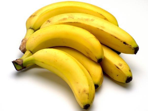 Chuối chỉ đứng thứ 5 trong số 8 loại hoa quả này.