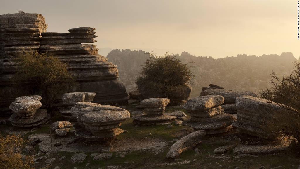 Khu mộ đá Antequera, Tây Ban Nha