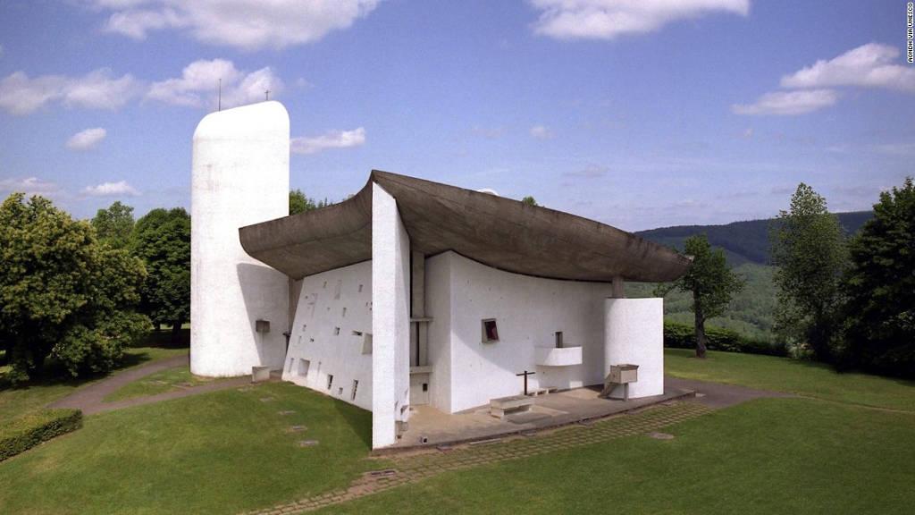 Tác phẩm kiến trúc của Le Corbusier, nhiều quốc gia