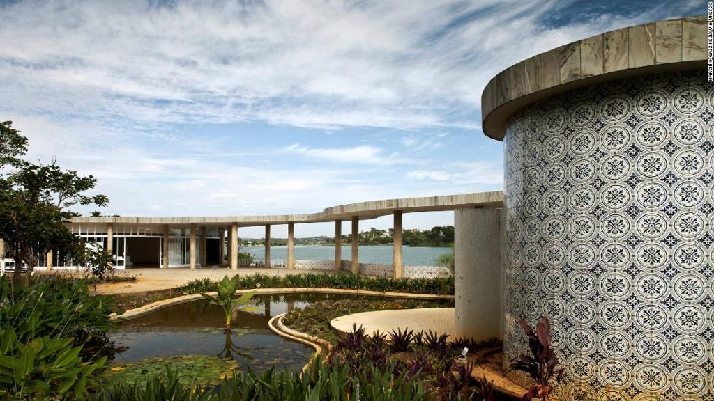 Quần thể hiện đại Pampulha, Brazil