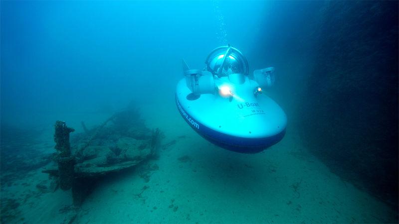 C-Quester là một trong những tàu ngầm cá nhân đầu tiên của nhà máy U-Boat Workx (Hà Lan). Cho tới nay U-Boat Workx đã ngừng sản xuất loại tàu ngầm này.