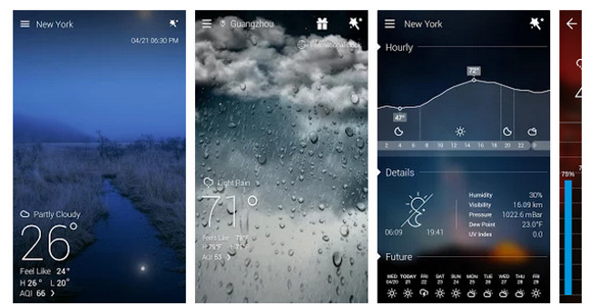 GO Weather for Android