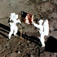 20/7: Kỷ niệm 47 năm con người lần đầu đặt chân lên Mặt Trăng