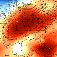 Hiệu ứng vòm nhiệt nguy hiểm trong mùa hè khắc nghiệt ở Mỹ