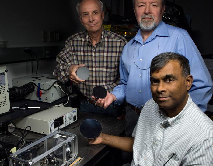 Nhóm các nhà nghiên cứu thuộc NASA.