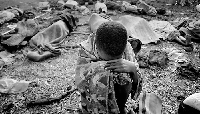 Cuộc diệt chủng Rwanda xảy ra tại Rwanda, miền trung châu Phi năm 1994 là một trong những sự kiện tàn khốc nhất trong lịch sử nhân loại.