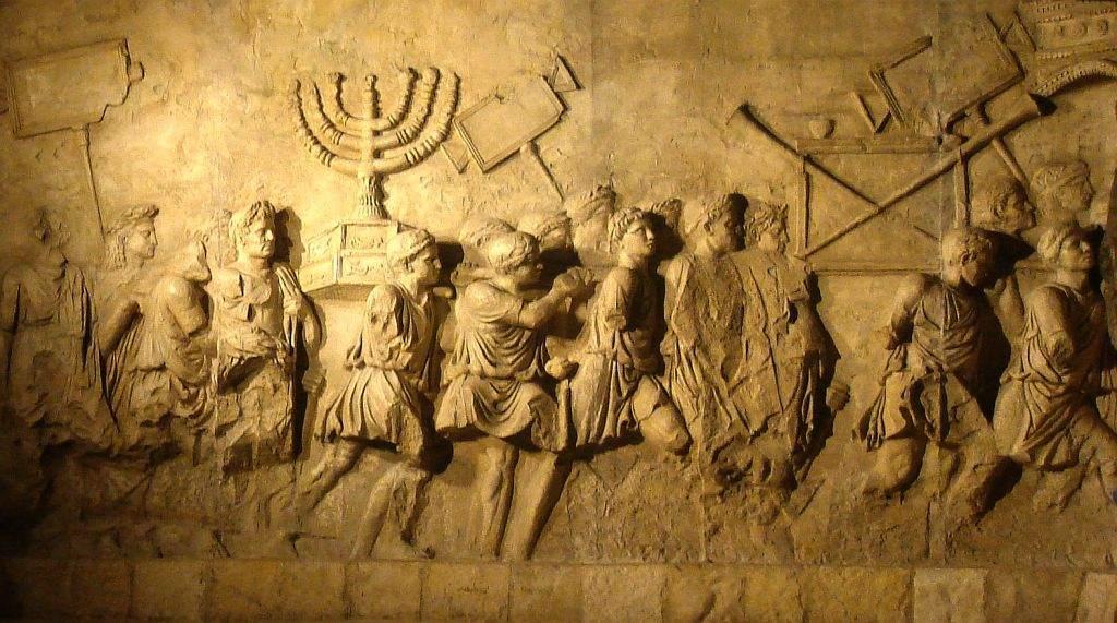 Cuộc nổi dậy của người Do Thái chống lại sự cai trị của người La Mã diễn ra vào năm 66 - 70.