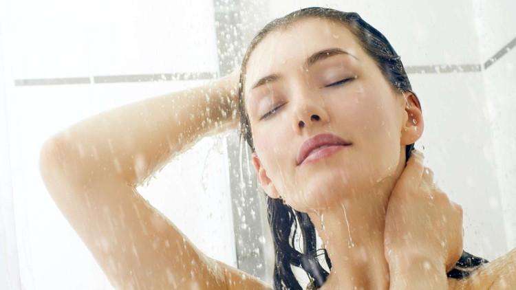 Tắm buổi sáng giúp thúc đẩy tuần hoàn máu mạnh mẽ hơn.