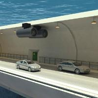 Ý tưởng xây hầm ngầm nổi táo bạo của người Na Uy