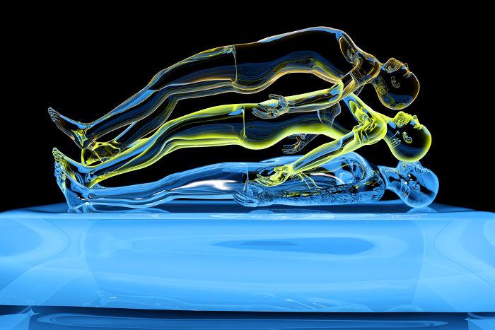 Nhiều câu chuyện huyền thoại cho rằng linh hồn rời khỏi cơ thể của con người trong lúc ngủ