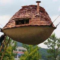 Những ngôi nhà kỳ quái trên thế giới