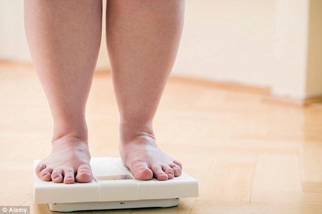 Bạn có thể bắt đầu nhận thấy mình đang tăng cân