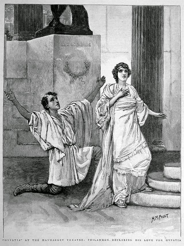 Nhà khoa học Hypatia